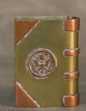 Corps du génie  US La représentation de l'entrée du fort de ST Mihiel est resté l'emblème de ce régiment US