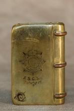 ASCMT Angleterre  Compagnie divisionnaire chargée du transport des fournitures, matériels, munitions …. Organisation spécifique à l'armée anglaise