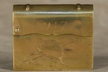 Par contre certaines parties de leur équipement dont le casque et la baïonnette  faisaient leur fierté ainsi que le canon de 75 emblématique de la supériorité française.