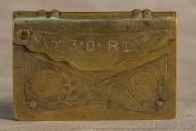 Le 310em RI (réserve du 110em RI) fut constitué en août 1914 et dissous moins de 2 ans après en juin 1916. Pourquoi ?  Entre ces deux dates il a été purement et simplement anéanti, puisqu'ayant perdu plus de 1000 hommes sur un effectif de 1200 soit un coe